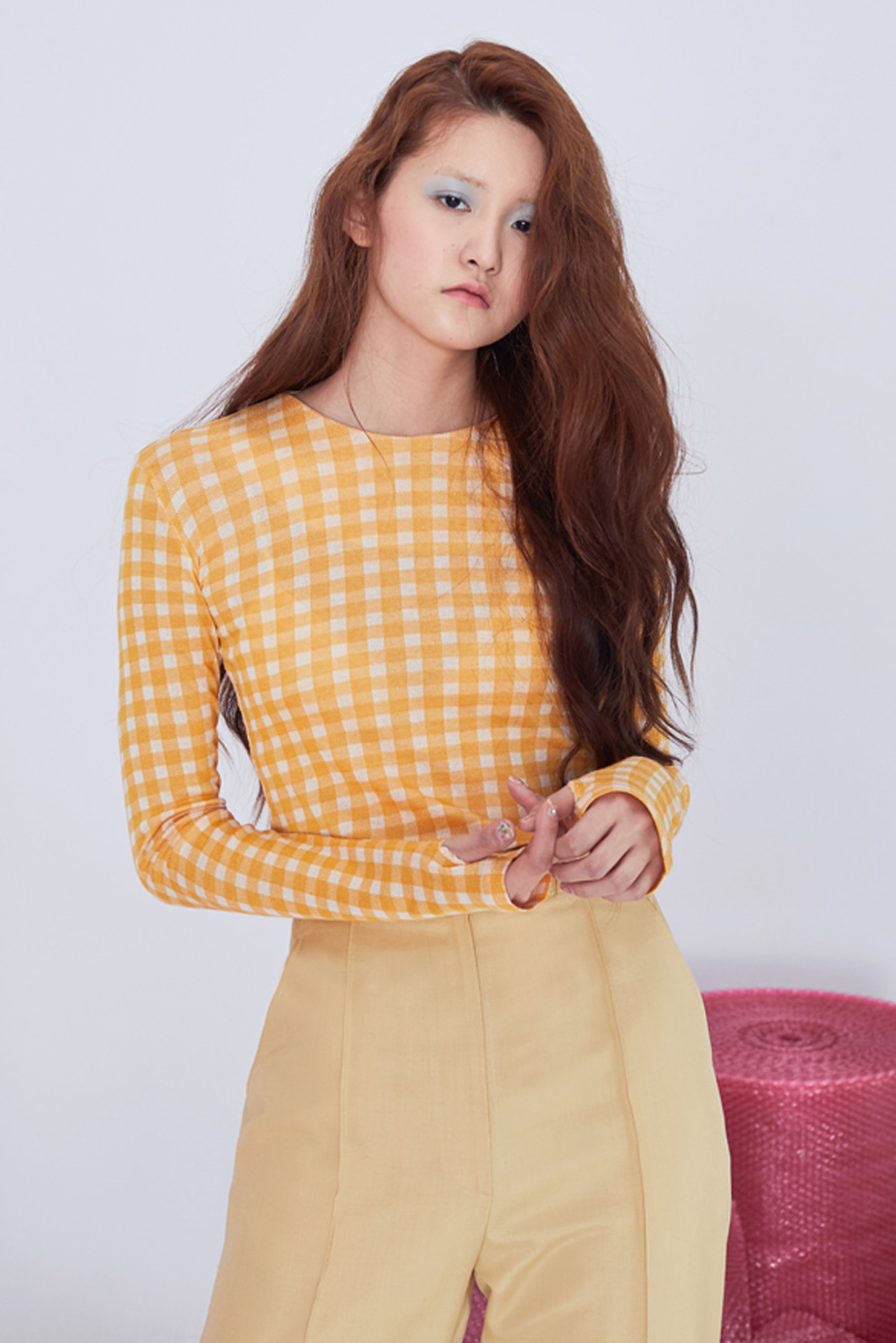 Lolli T-Shirts(YELLOW)